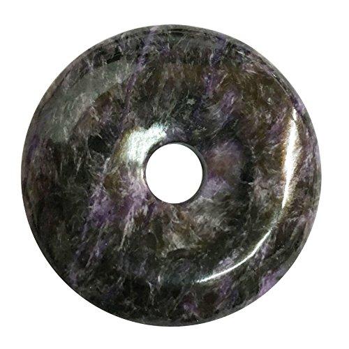 sugilith anhaenger donut mehrere groessen groesse a - Sugilith Anhänger Donut mehrere Größen... - Größe: A